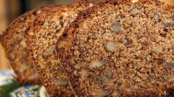 orechy chlieb