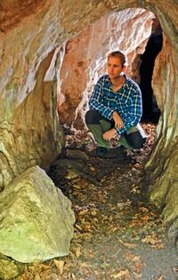 Chvalovská jaskyňa