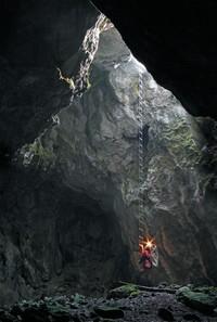 jaskyne pokladov erňa
