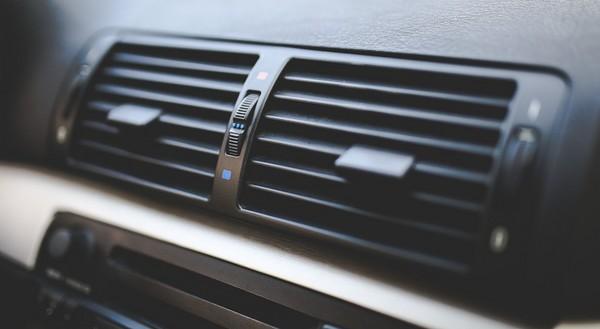 prievan klimatizácia v aute
