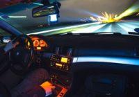 Ako bezpečne zvládnuť noc za volantom?