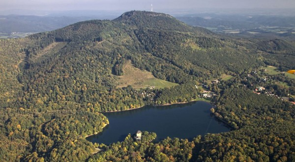 Banská Štiavnica - Počúvadlianske jazero