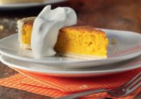 Tekvicový koláč so zázvorom (maškrta na víkend)