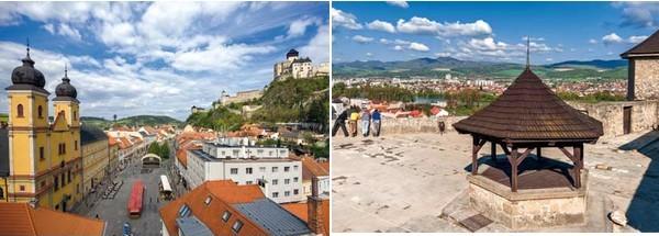 trenčín hrad