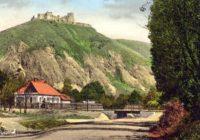 Čachtický hrad aBeckov. Hrady opradené legendami