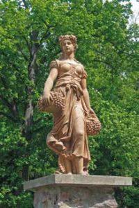 socha Sklené Teplice