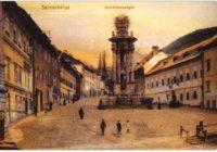 Banská Štiavnica na starých pohľadniciach