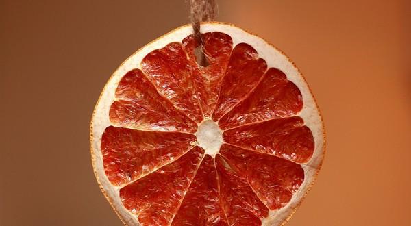 kôra z pomaranča osvieži