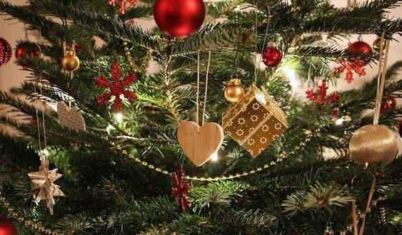 tradície na slovensku vianočný stromček