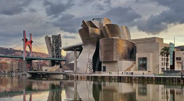 po stopách Dana Browna Guggenheimovo múzeum