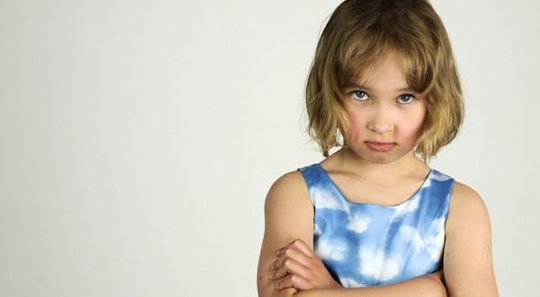 nahnevane dieťa