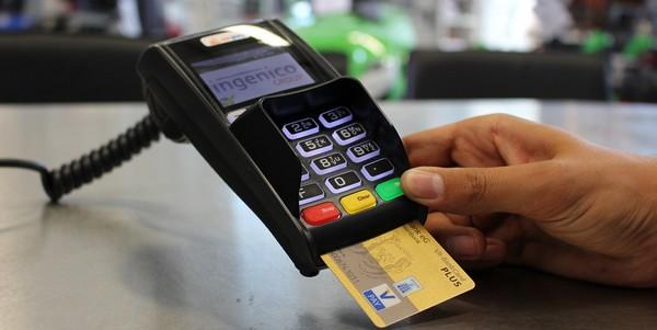 prepitné platba kartou
