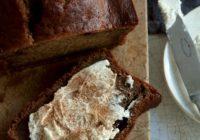 Nigella ajej taliansky raňajkový banánový chlebík