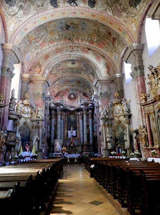 Kostol sv. ducha v Levoči