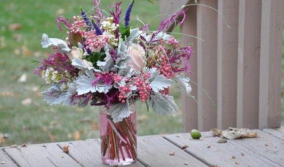 živé či umelé kvety