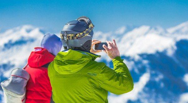 lyžiarske strediská