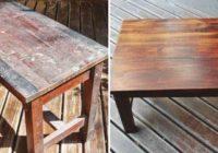10 krokov, ako opraviť starý nábytok
