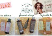 VYHRAJ3 prírodné kozmetické balíčky + vstupenky na Interbeauty