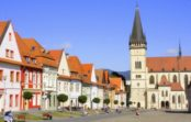 Bardejov. Prechádzka po gotickom klenote Slovenska