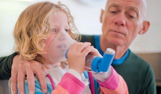 astmatický záchvat