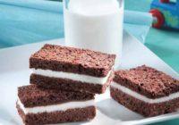 Domáce kinder mliečne rezy nielen pre deti