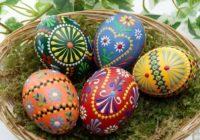 Tipy atechniky na zdobené veľkonočné vajíčka