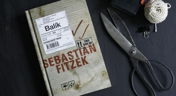 Sebastian Fitzek Balík