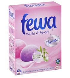 testovali sme pracie prášky Fewa