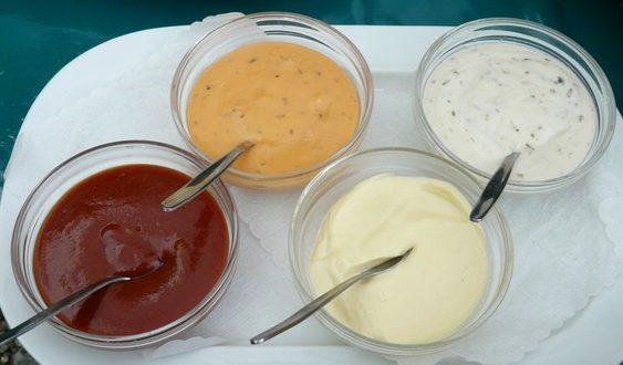 domáca majonéza a tatárska omáčka