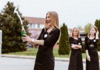 Finalistky MISS SLOVENSKO 2018 si zasúťažili pred finále vHuberte