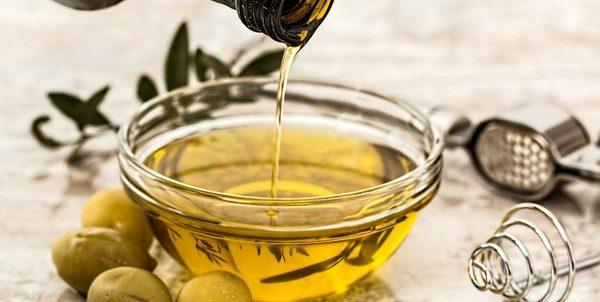 podvod s potravinami olivový olej