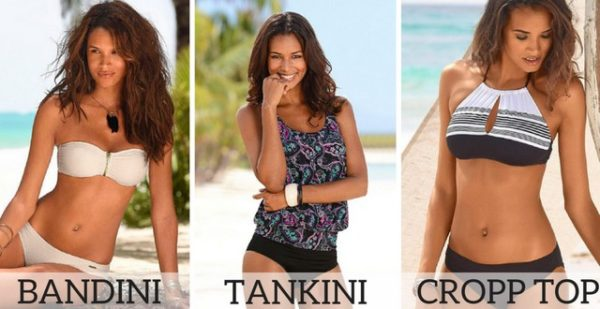 9 trendy tipov na plavky