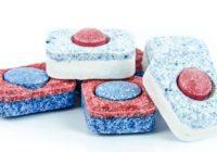 Vyrobte si tablety do umývačky. Lacno azdravo