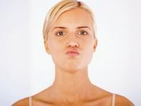 gymnastika tváre - cvik 7