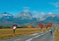 Úžasná cyklotrasa pod najvyšší štít Tatier