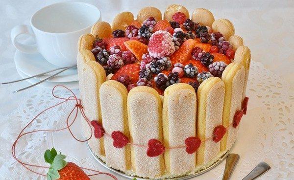 deň matiek torta