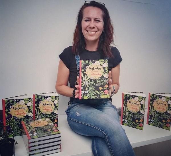 Miriam Latečková a knihy