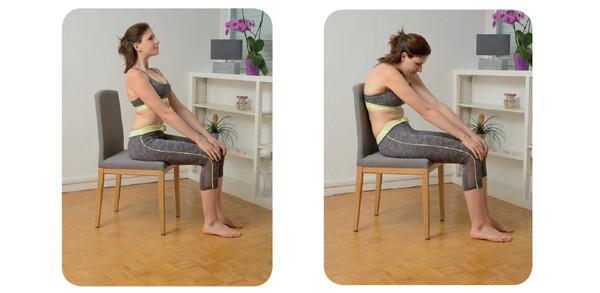 zbavte sa bolesti chrbta cvičenia