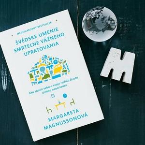 švédske umenie smrteľne vážneho upratovania