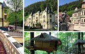 Trenčianske Teplice. Očarujúce kúpeľné mestečko