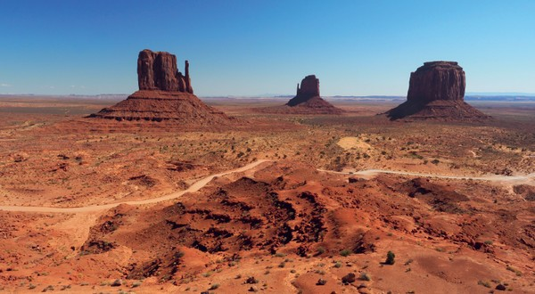 planéta Zem Arizona