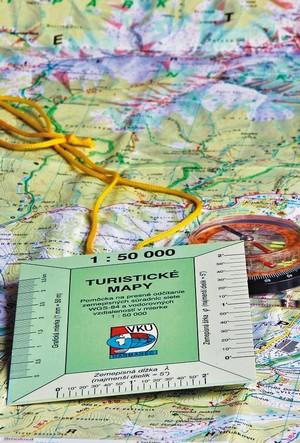 ako sa aktualizuje turistická mapa