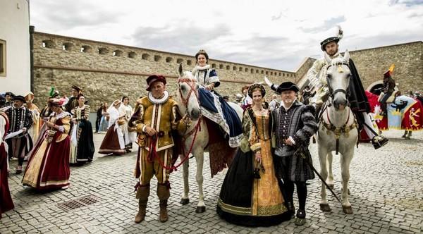 kultúrne leto a hradné slávnosti 2018