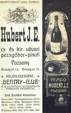 Hubert história
