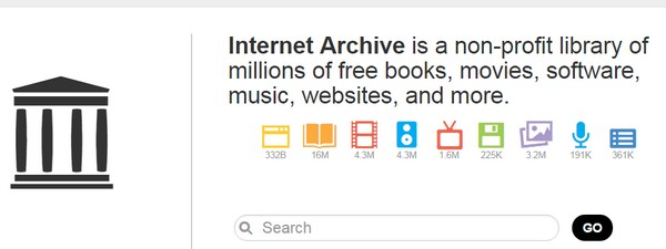 archive internet rodokmeň