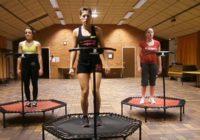 Cvičenie na trampolíne, čiže jumping. Ako vám pomáha?