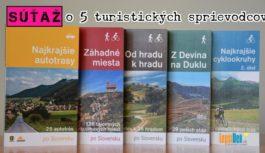 Spoznajte Slovensko. Veľká súťaž o5 turistických bedekrov!