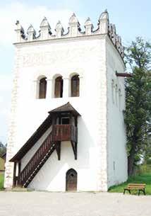 zvonica Strážky