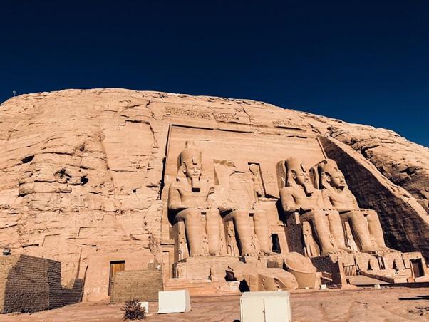 egypt karnak, abu simbel luxor