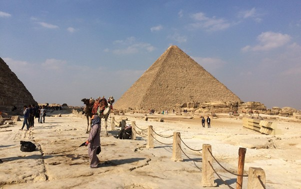 egypt pyramídy